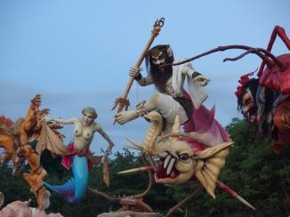Ogoh-ogoh - Bali 2014